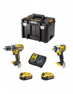 DeWALT Kit XP254M2T (DCD796...