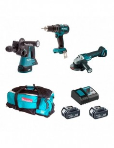 MAKITA Kit MST3M2BL3 18V...
