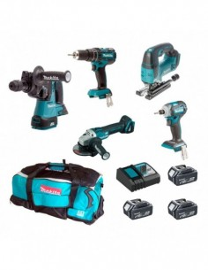MAKITA Kit MST5T3BL3 18V...