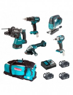 MAKITA Kit MST5T3BL 18V...
