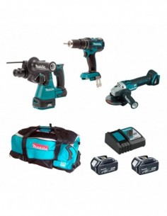 MAKITA Kit MST3M2BL 18V...