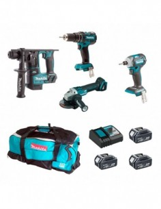 MAKITA Kit MST4T3BL3B...