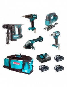 MAKITA Kit MST5M3BL3B...