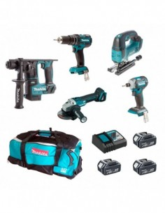 MAKITA Kit MST5T3BL3B...